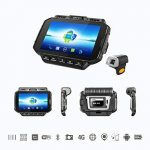 robuste terminal, portable, sans fil, Bluetooth Bague lecteur de codes-barres, Android, IP65, Warehous, logistique, Inventaire de la marque UROVO image 3 produit