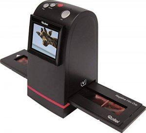 Rollei DF-S 100 SE - Scanner de diapositives et négatifs - 1800dpi (2520x1680) - SD/SDHC/MMC cartes jusqu'à 16 Go de la marque Rollei image 0 produit