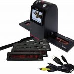 Rollei DF-S 100 SE - Scanner de diapositives et négatifs - 1800dpi (2520x1680) - SD/SDHC/MMC cartes jusqu'à 16 Go de la marque Rollei image 1 produit