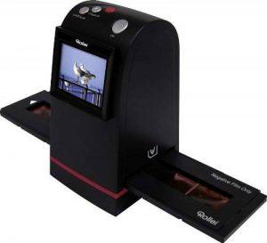 Rollei DF-S 190 SE - Scanner pour Diapositives et négatifs, 9 mégapixels, jusqu'à 3600 dpi et SD/SDHC/MMC cartes jusqu'à 16 GB - Noir de la marque Rollei image 0 produit