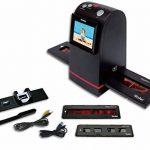 Rollei DF-S 190 SE - Scanner pour Diapositives et négatifs, 9 mégapixels, jusqu'à 3600 dpi et SD/SDHC/MMC cartes jusqu'à 16 GB - Noir de la marque Rollei image 4 produit
