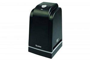 Rollei DF-S 500 SE - Scanner de films 5 mégapixels pour diapositives et négatifs, Connexion USB 2.0, y compris de nombreux accessoires - Noir de la marque Rollei image 0 produit