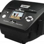 Rollei PDF-S 240 SE - Scanner 5.1 méga pixels pour diapos, négatifs et photos, incl. logiciel de retouche photo - Noir de la marque Rollei image 1 produit