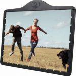 Rollei PDF-S 240 SE - Scanner 5.1 méga pixels pour diapos, négatifs et photos, incl. logiciel de retouche photo - Noir de la marque Rollei image 2 produit