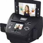 """Rollei PDF-S 250 - Scanners pour diapos, Négatifs et Photos 5.1 Mégapixels, 6,0 cm (2,4"""") Écran Couleur LTPS LCD - Noir de la marque Rollei image 1 produit"""