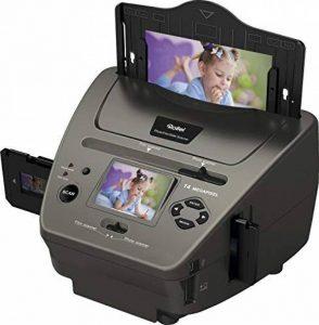 """Rollei PDF-S 340 - Multi Scanner DE 14 Mégapixels pour diapos - Négatifs et Photos - Écran Couleur LTPS LCD DE 6.0 cm (2,4"""") - Noir de la marque Rollei image 0 produit"""