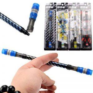 ROSENICE Jouet de équilibre Filature Stift Non Slip Coated Spinning Pen 20CM (Couleur Aléatoire) de la marque ROSENICE image 0 produit