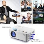 résolution vidéoprojecteur TOP 9 image 3 produit