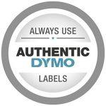 Ruban Dymo pour Etiqueteuses LetraTag, 12mm x 4m, Noir sur Fond Transparent de la marque DYMO image 4 produit