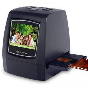 rybozen portable haute résolution 22MP tout-en-un Scanner de film et de Dia pour films, Négatifs Et Des diapositives de 35mm–Super 8, 110et 126Convertisseur de film pour numérique de la marque DIGITNOW! image 0 produit