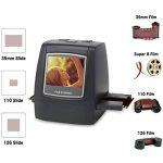 rybozen portable haute résolution 22MP tout-en-un Scanner de film et de Dia pour films, Négatifs Et Des diapositives de 35mm–Super 8, 110et 126Convertisseur de film pour numérique de la marque DIGITNOW image 1 produit