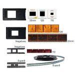 rybozen portable haute résolution 22MP tout-en-un Scanner de film et de Dia pour films, Négatifs Et Des diapositives de 35mm–Super 8, 110et 126Convertisseur de film pour numérique de la marque DIGITNOW image 4 produit