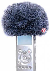Rycote 055398 Mini Bonnette pour enregistreurs porTables Olympus LS-10, LS-11 de la marque Rycote image 0 produit