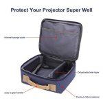 Sacoche pour Vidéoprojecteur, 25 x 21 x 11cm, Étui de Transport pour GEARGO Projecteur Portable de la marque GEARGO image 2 produit