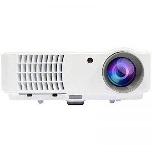"""Salora 58BHD2500 Vidéoprojecteur portable 2500ANSI lumens LED WXGA (1280x800) Blanc vidéo-projecteur - Vidéo-projecteurs (2500 ANSI lumens, LED, WXGA (1280x800), 1500:1, 16:9, 1270 - 5080 mm (50 - 200"""")) de la marque Salora image 0 produit"""