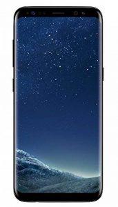 Samsung Galaxy S8 Smartphone débloqué 4G [Import Allemagne] (Ecran : 5,8 Pouces - 64 Go - 4 Go RAM - Simple Nano-SIM - Android Nougat 7.0) Noir de la marque Samsung image 0 produit
