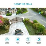 SANNCE 8CH 1080P AHD Système de Vidéo Surveillance CCTV DVR Haute Résolution 8PCS Caméra de Sécurité Accès à Distance QR Code Scan avec Surveillance 1TB Disque Dur de la marque SANNCE image 3 produit