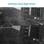 SANNCE 8ch 1080P AHD Système de Vidéo Surveillance CCTV DVR Haute Résolution, Caméra de Sécurité Accès à Distance QR Code Scan avec Surveillance Disque Dur de 1TB de la marque SANNCE image 4 produit