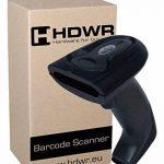 Sans fil scanner de codes-barres manuel lecteur de codes-barres Anti-ingérence, 32-bit Decoder, mémoire intégrée, HD19 de la marque HDWR image 1 produit