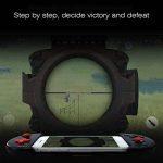 sans Fil Tablet Téléphone Mobile Game Controller Gamepad Télescopique Jeu Joystick Stretch Bracket pour iOS Android de la marque Gwendoll image 2 produit