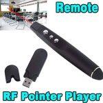 Sans fil USB PPT Presenter PowerPoint Télécommande Présentation Pointer avec pointeur laser rouge. de la marque Q4Tech image 3 produit