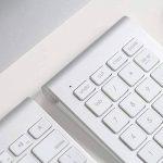 Satechi Clavier Pavé Numérique Aluminium Bluetooth Sans Fil pour Ordinateur Portable Macbook iMac PC Ordinateur de Bureau Compatible avec Windows et système OS X (Argent) de la marque SATECHI image 3 produit