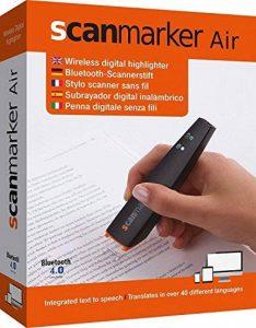 ScanMarker Air - OCR Pen Scanner, Reader and Translator de la marque Scanmarker image 0 produit