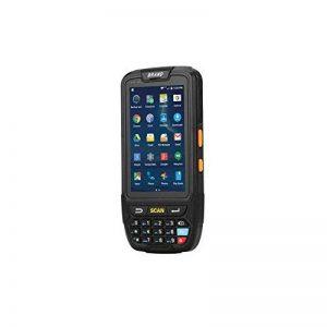 Scanner Android pour code-barre & QR codes pour les entrepôts, la logistique, l'industrie - IP65 Wireless Data Terminal / Scanner PDA / codebarre scanner de la marque PARC Network image 0 produit