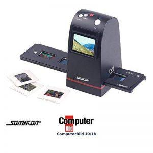 Scanner autonome pour diapositives et négatifs Somikon de la marque SOMIKON image 0 produit
