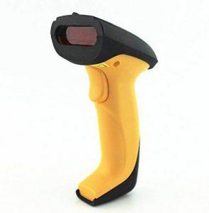 Scanner D'écran 1D Rouge Lecteur De Code À Barres pour Téléphone Mobile De Paiement Écran D'ordinateur Scan,Yellow de la marque Libina image 0 produit