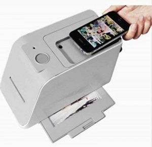Scanner de film intelligent de scanner de photo de Rybozen de la marque image 0 produit