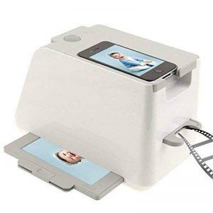 Scanner de Film Mobile, Multifonctionnel Portable Smartphone Photo Scanners Téléphone Mobile Film Scanner Soutien iPhone 4/4S 5 5S SamsungS2 S3 EC719 de la marque Productos neutros image 0 produit
