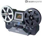 SCANNER DE PELLICULE 8MM ET SUPER 8 A LOUER POUR 1 SEMAINE, scanner Reflecta super 8 et 8mm à louer, taille max : 12,7cm, livraison et retour gratuits de la marque Scanexperte image 1 produit