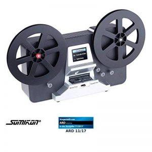 Scanner de pellicule pour films 8 mm et Super 8 de la marque SOMIKON image 0 produit