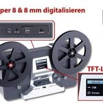 Scanner de pellicule pour films 8 mm et Super 8 de la marque SOMIKON image 1 produit