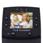 Scanner de visionneuse de Film négatif de 5 Mega Pixels 35mm Copieur de Photo de Couleur USB intégré Écran LCD de Couleur DE 2,4 Pouces de la marque Formulaone image 4 produit