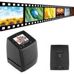 Scanner de visionneuse de Film négatif de 5 Mega Pixels 35mm Copieur de Photo de Couleur USB intégré Écran LCD de Couleur DE 2,4 Pouces de la marque Formulaone image 3 produit