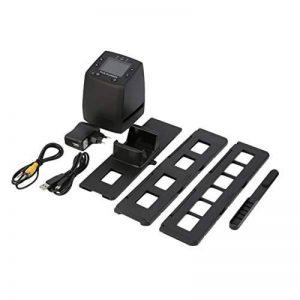 Scanner numérique Haute résolution convertit Les négatifs de Diapositives USB Scan Photo numérique Convertisseur de Film numérique LCD 2,4 Pouces de la marque Gwendoll image 0 produit