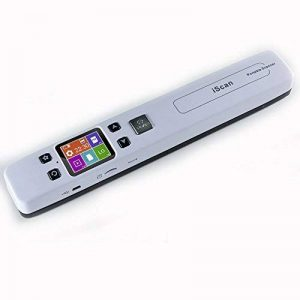 Scanner portable High Speed Handheld Scanner A4 Scanner Taille document 1050 DPI de la marque ESECO image 0 produit