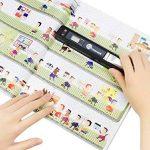Scanner Portable sans Fil 900DPI TT-DS001 TaoTronics pour Les Documents A4, Les Photos, Les Livres Couleurs ou Noir et Blanc, Enregistrer en Format JPEG/PDF sur Micro SD (Carte Micro SD Non Fournie) de la marque TaoTronics image 4 produit