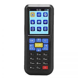 Scanner sans Fil De Code-Barres Et Collecteur Portatif De Données Terminal D'inventaire USB Barcode Scanner avec Écran LCD Couleur de la marque Wireless Barcode Scanner image 0 produit