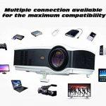 Seelumen Vidéoprojecteur Portable Full HD 3200 LM 1920x 1080Px LCD, HDMI, VGA, USB, SD pour Home Cinema, PS4, Nintendo Switch, Xbox One, Netflix, Movistar Plus de la marque Seelumen image 4 produit