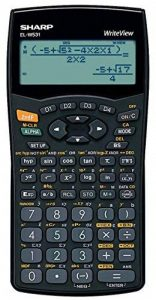 SG Education SHP ELW531B Sharp WriteView Calculatrice scientifique de la marque SG Education image 0 produit