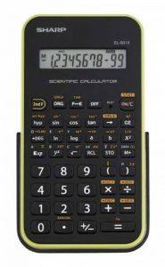 Sharp EL-501XB Poche Calculatrice scientifique Noir, Vert calculatrice - Calculatrices (Poche, Calculatrice scientifique, 10 chiffres, 1 lignes, Noir, Vert) de la marque Sharp image 0 produit