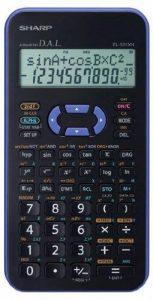 Sharp EL-531XHVLC Poche Calculatrice scientifique Violet calculatrice - Calculatrices (Poche, Calculatrice scientifique, 12 chiffres, 2 lignes, Batterie/Pile, Violet) de la marque Sharp image 0 produit