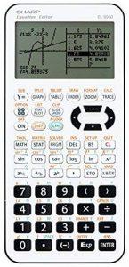 Sharp EL-9950 Poche Calculatrice financière Blanc calculatrice - Calculatrices (Poche, Calculatrice financière, 22 chiffres, 8 lignes, Batterie/Pile, Blanc) de la marque Sharp image 0 produit