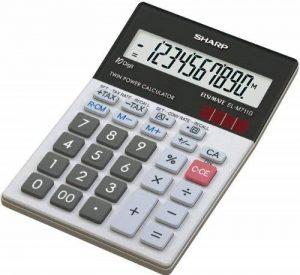 Sharp EL-M711G Calculatrice 10 chiffres de la marque Sharp image 0 produit