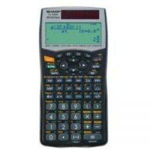 Sharp EL-W506B Calculatrice scientifique de la marque Sharp image 0 produit