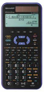 Sharp EL-W531XGVL Calculatrice de la marque Sharp image 0 produit