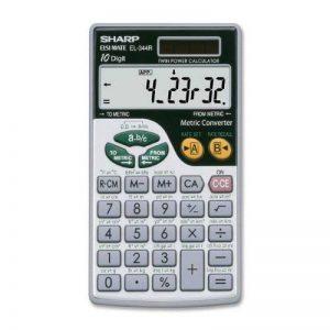 Sharp EL344RB Calculatrice de la marque Sharp image 0 produit